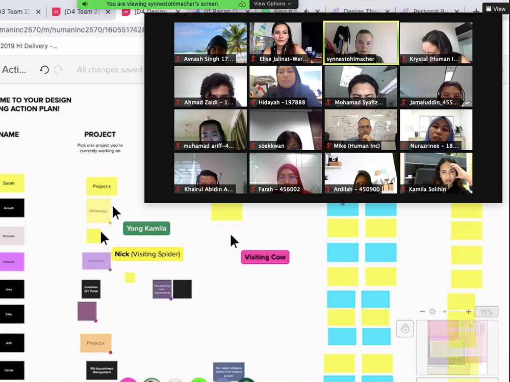 Virtual team building like you've never experienced it